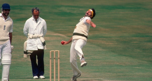 Most feared fast bowlers Dennis Lillee