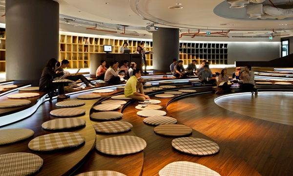 Dtac Headquarters Is one of the Coolest Offices you can brag about