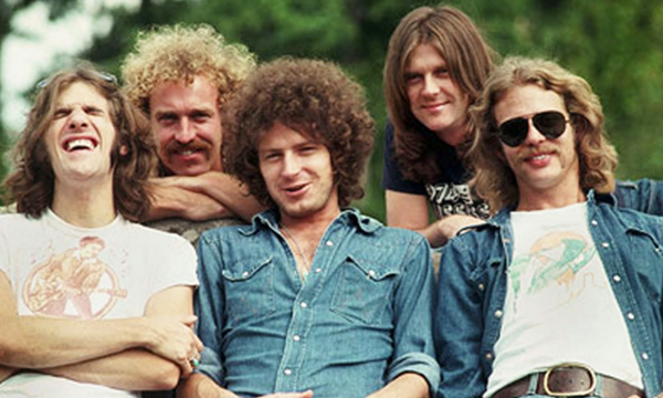 Eagles are among top 10 selling albums of all time