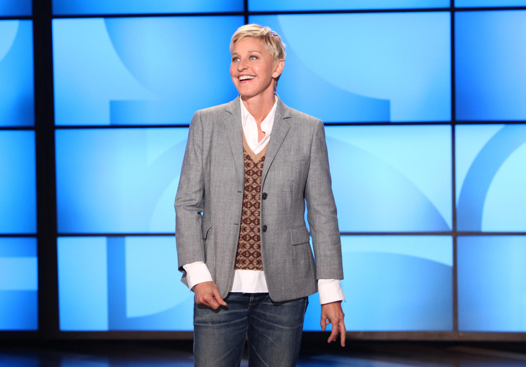Ellen DeGeneres is among Greatest 10 Talk Show Hosts 2017