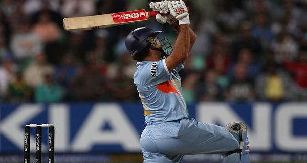 Fastest T20I fifties Yuvraj Singh