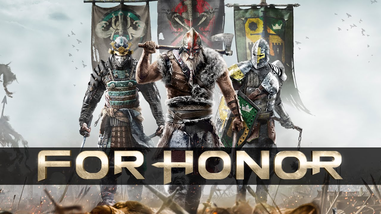 For Honor is the best among all PS4 games 2017