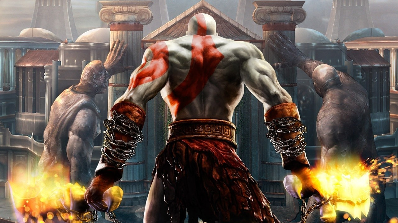 God of War is the top rated among the list of PS4 games