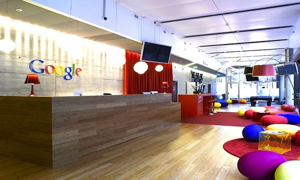 Google Office Is one of the Best offices to work and play