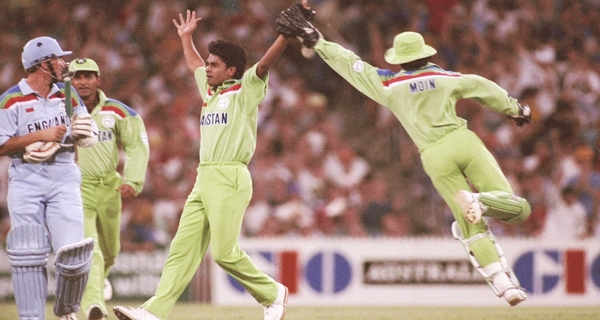 Greatest fast bowlers Aqib Javed