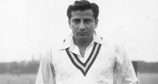 Greatest fast bowlers Fazal Mahmood