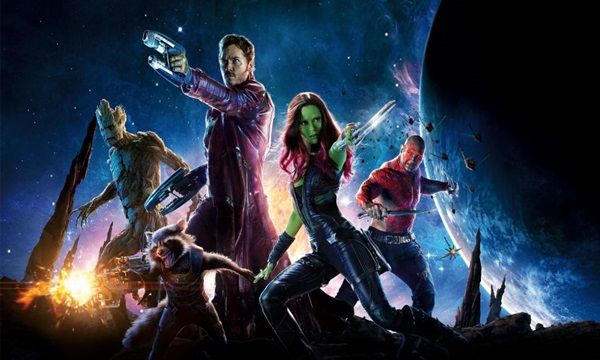 Guardians of the Galaxy Vol. 2 is one of the superhero movies 2017