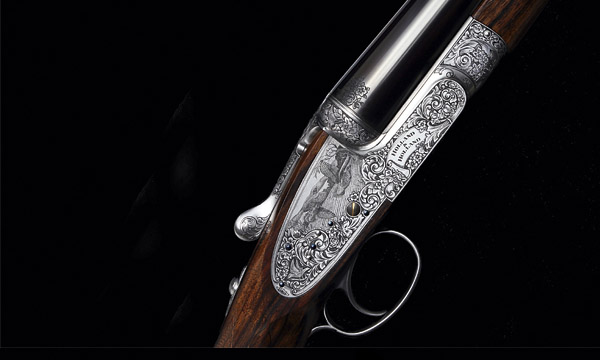 Top 10 Most Expensive Guns In The World