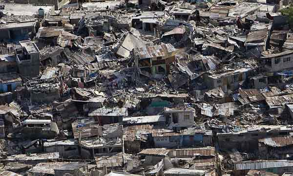 Top 10 Terrifying Earthquakes In History - Natural Disasters