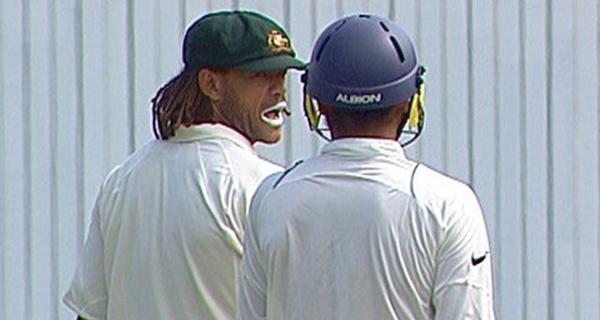 Harbhajan vs Symonds cricket controversies
