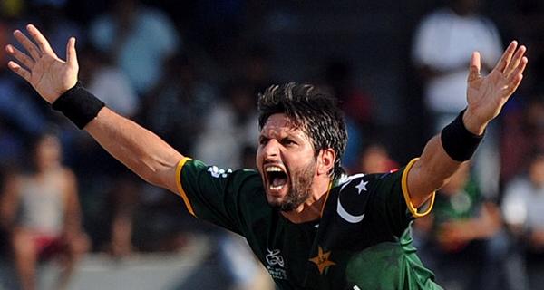 Highest ODI wicket takers Shahid Afridi