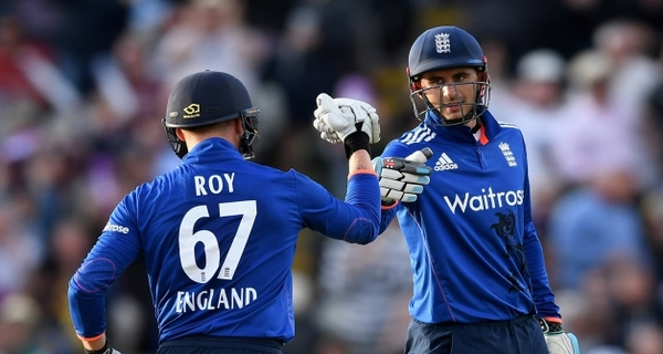 Highest opening partnerships in ODI England