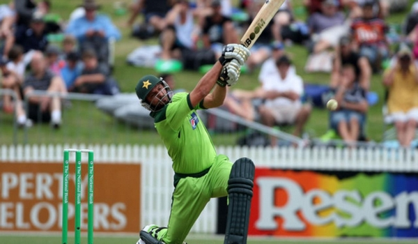 Highest strike rates in T20 Shahid Afridi