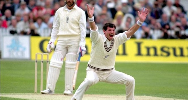 Highest wicket takers in Test Richard Hadlee
