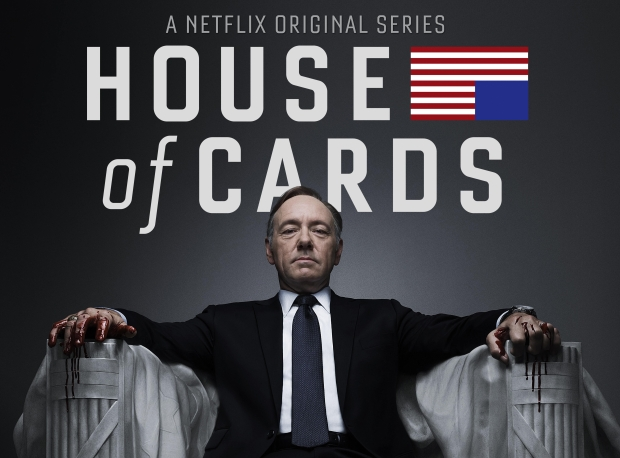House Of Cards Is among Awesome10 Netflix Shows 2017
