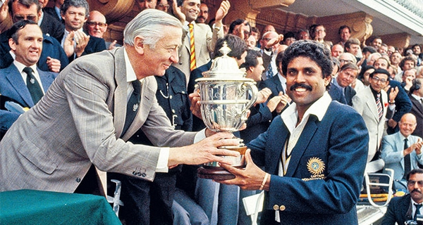 India beat West Indies - World Cup final, 1983 biggest upsets in cricket