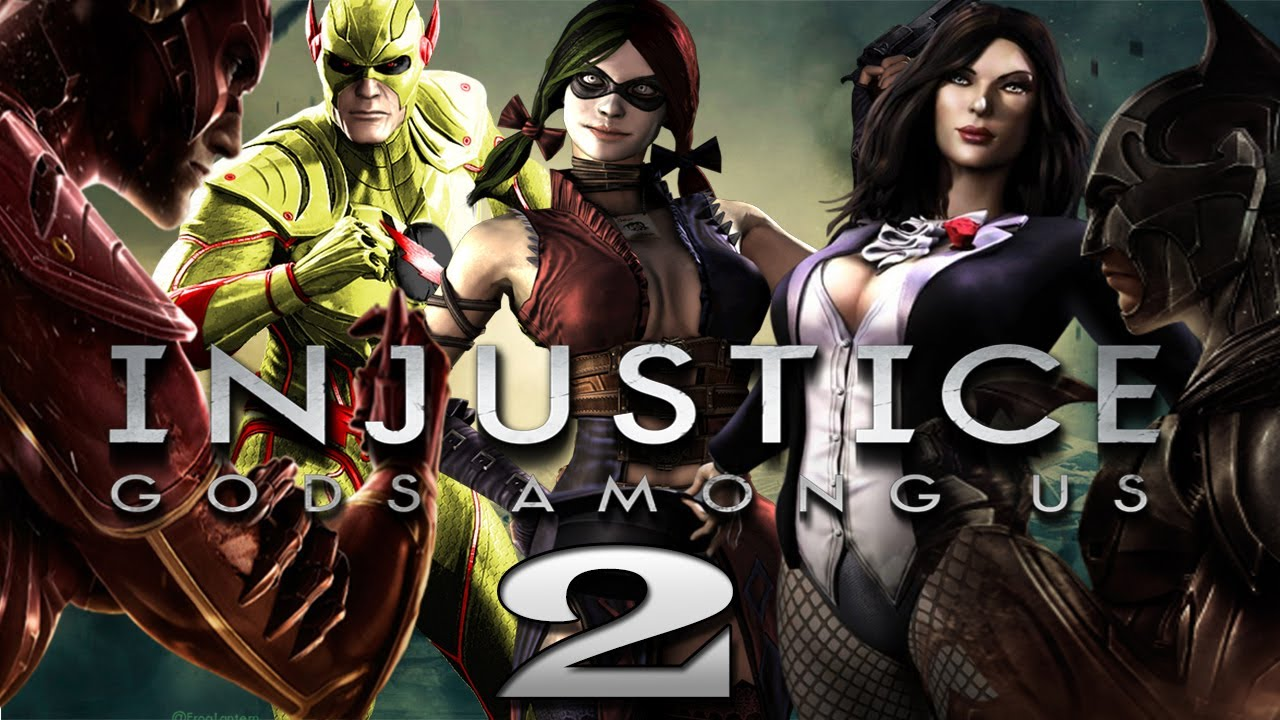 Injustice 2 is one of the best PS4 upcoming games 2017