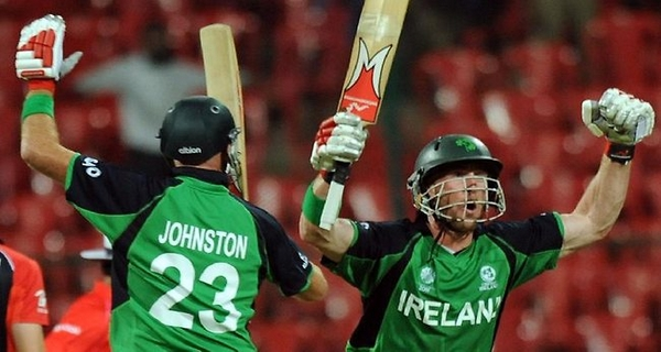 Ireland beat England - World Cup 2011 biggest upsets in cricket