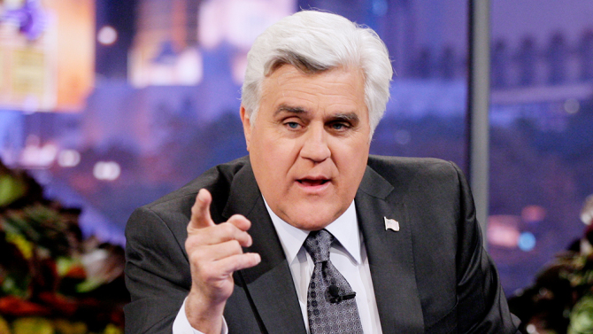 Jay Leno is among Top 10 Talk Show Hosts 2017