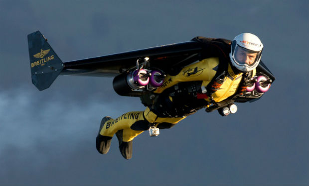 Futuristic Jetpacks are the best upcoming technology in 2017