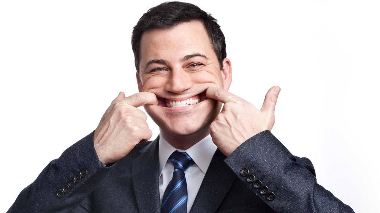 Jimmy Kimmel is among Splendid 10 Talk Show Hosts 2017