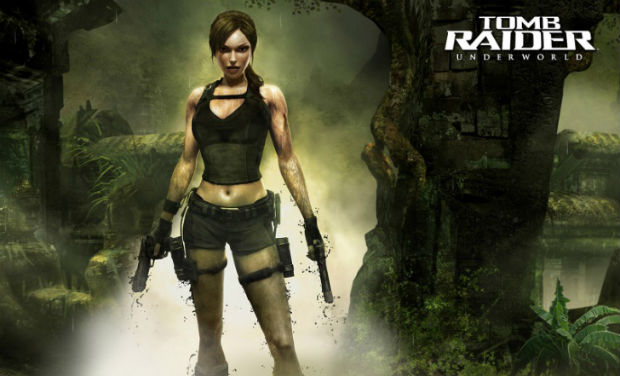 Lara Croft is one of the female fighting game characters