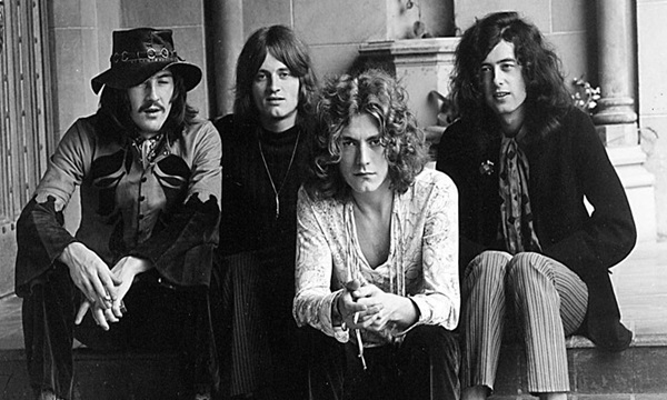 Led Zeppelin are among Most popular music bands in history