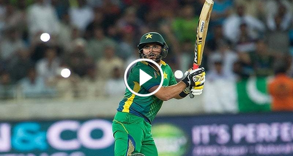 Longest sixes in Cricket by King of sixes Shahid Afridi