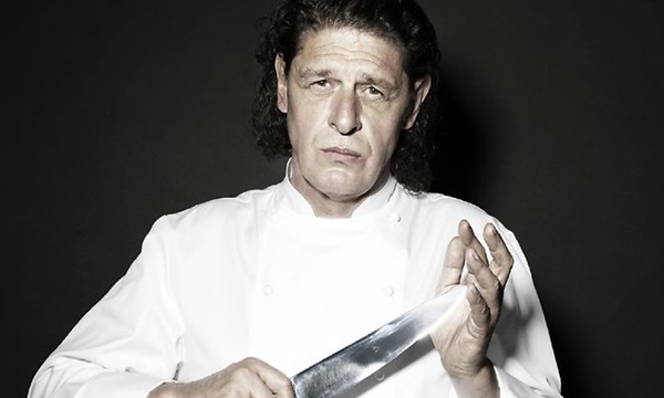 Marco Pierre White is one one of the top chefs in UK e