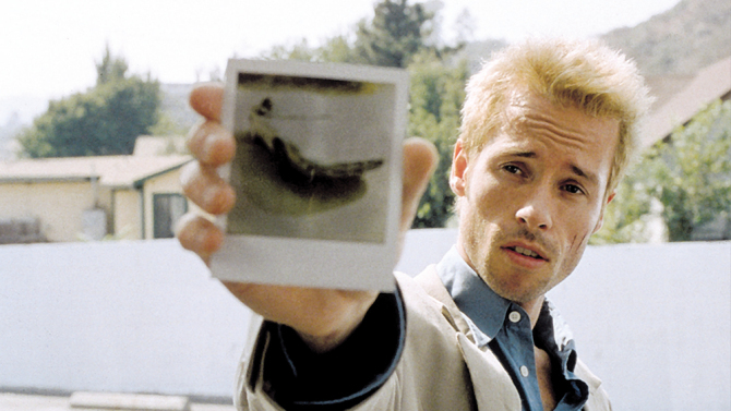 Memento is among Remarkable Psychological Thrillers