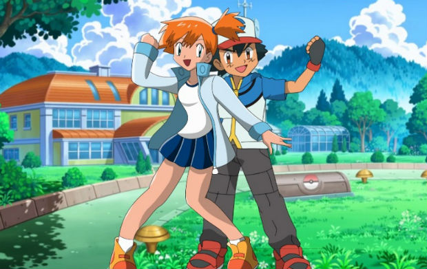 Misty is one of the best female Pokemon characters