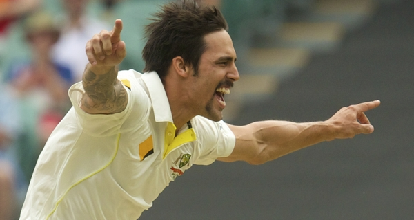 Mitchell Johnson Fastest cricket deliveries