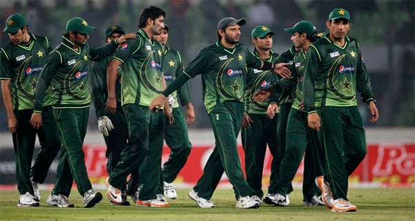 Most bowlers used in a One Day International Pakistan