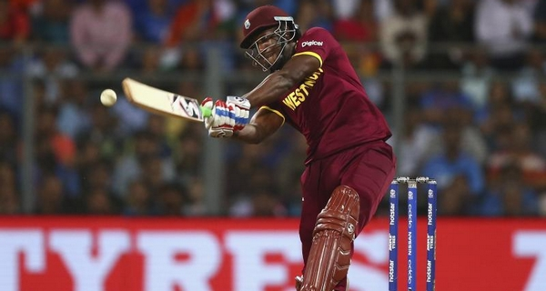 Most sixes West Indies