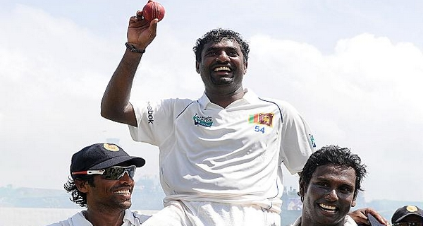Muttiah Muralitharan amazing cricket records