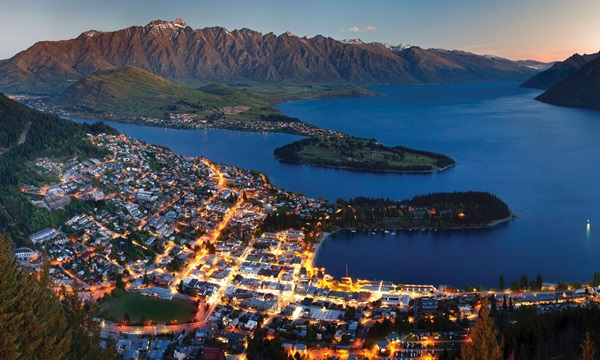 New Zealand is one of the countries that are least corrupt
