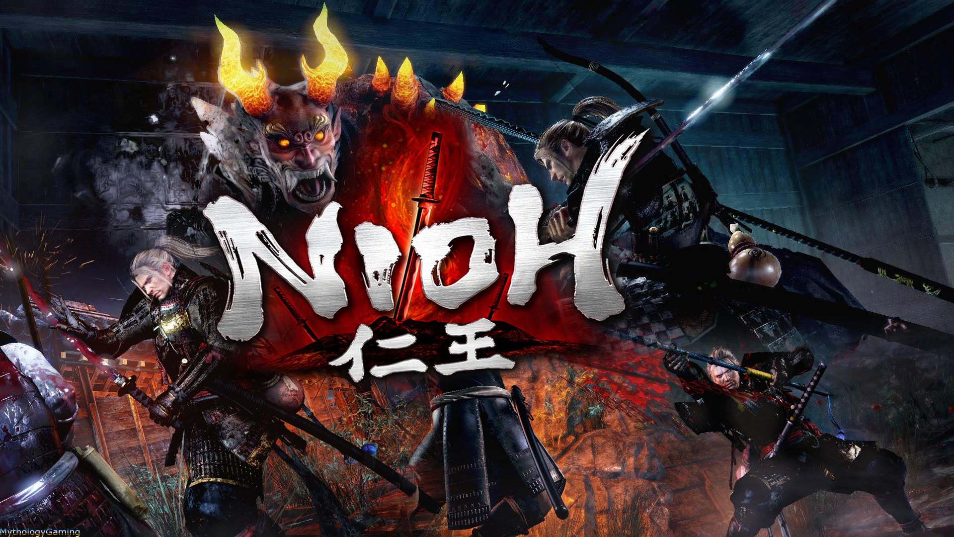 Nioh is one of the most anticipated among PS4 games release list