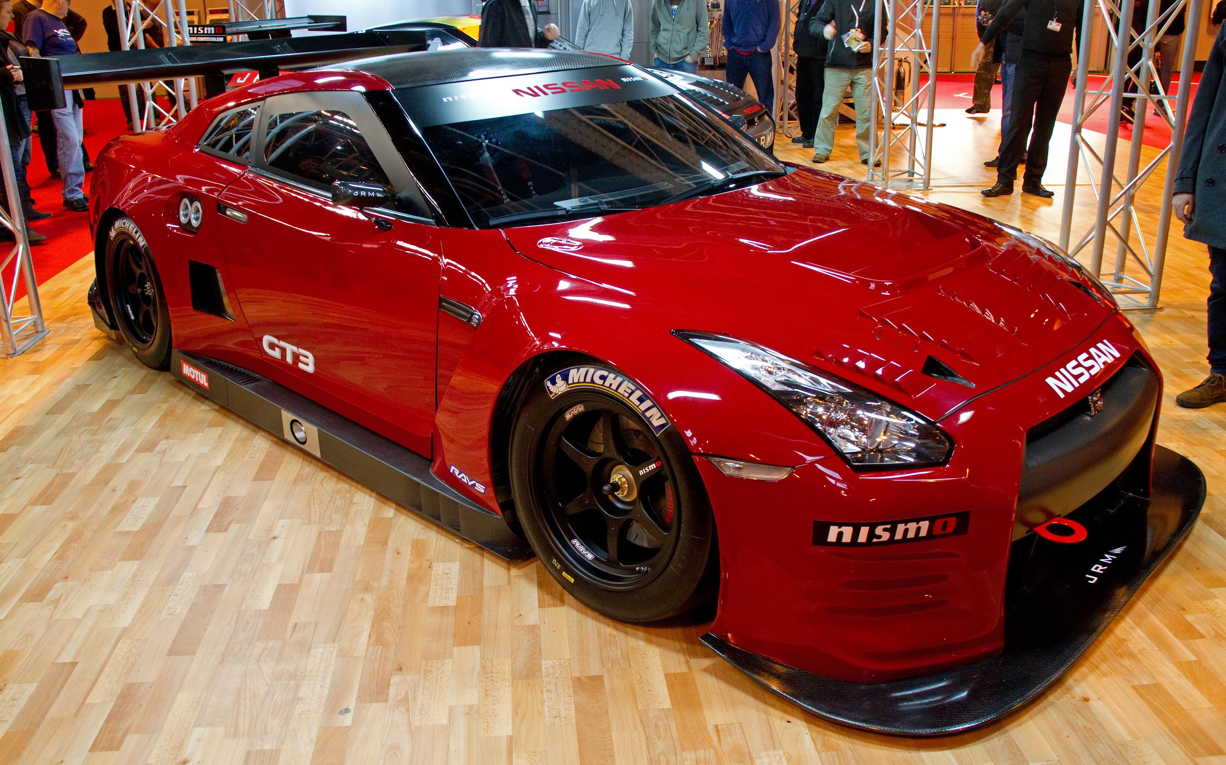 Nissan GT-R is one of the best high tech cars