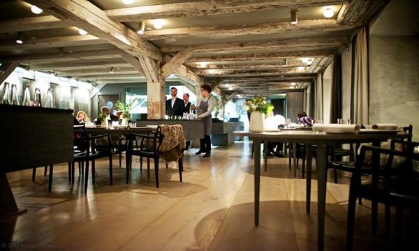 Noma is among the of five star restaurants