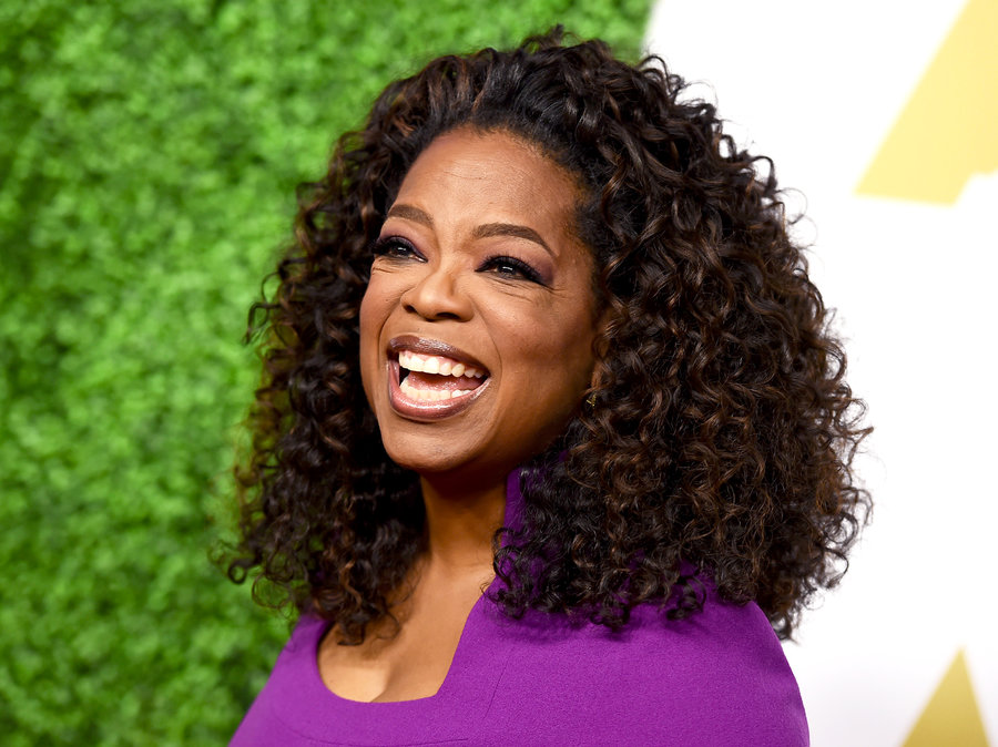 Oprah Winfrey is among Extraordinary 10 Talk Show Hosts 2017