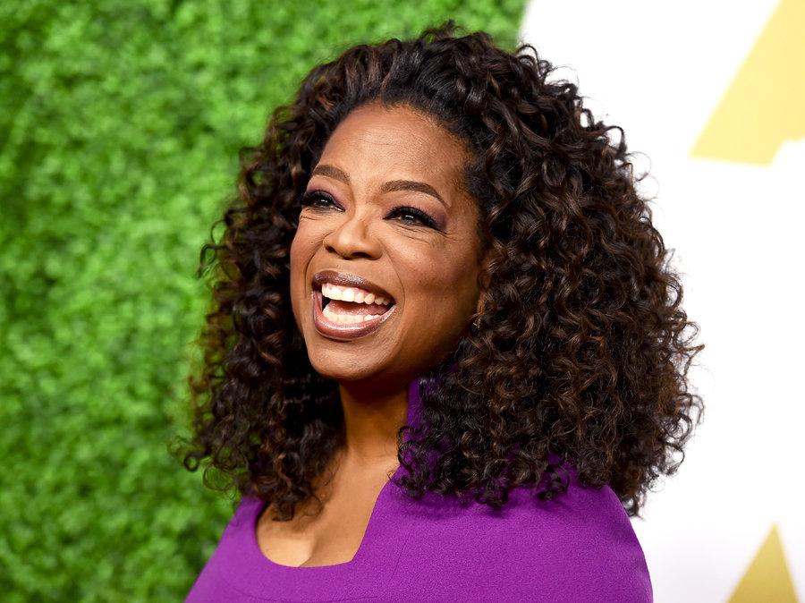 Oprah Winfrey is among Extraordinary 10 Talk Show Hosts 2017