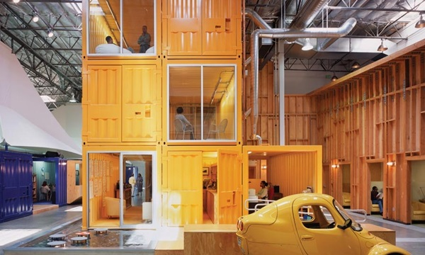 Pallota TeamWorks Is one of the unique and interesting workplaces