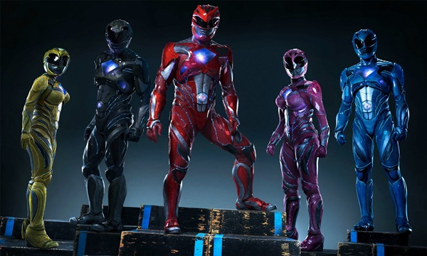 Power Rangers is one of the best superhero franchises