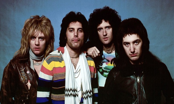 Queen are among vh1 100 greatest artists of all time