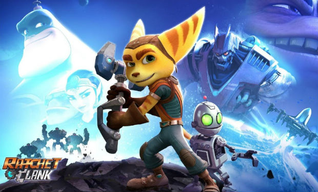 Ratchet And Clank are among the best PlayStation characters 2017