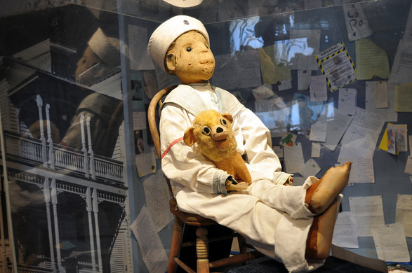 Robert the doll Is among Creepypasta stories list