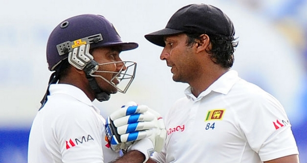 Highest partnerships in Test Sri Lanka