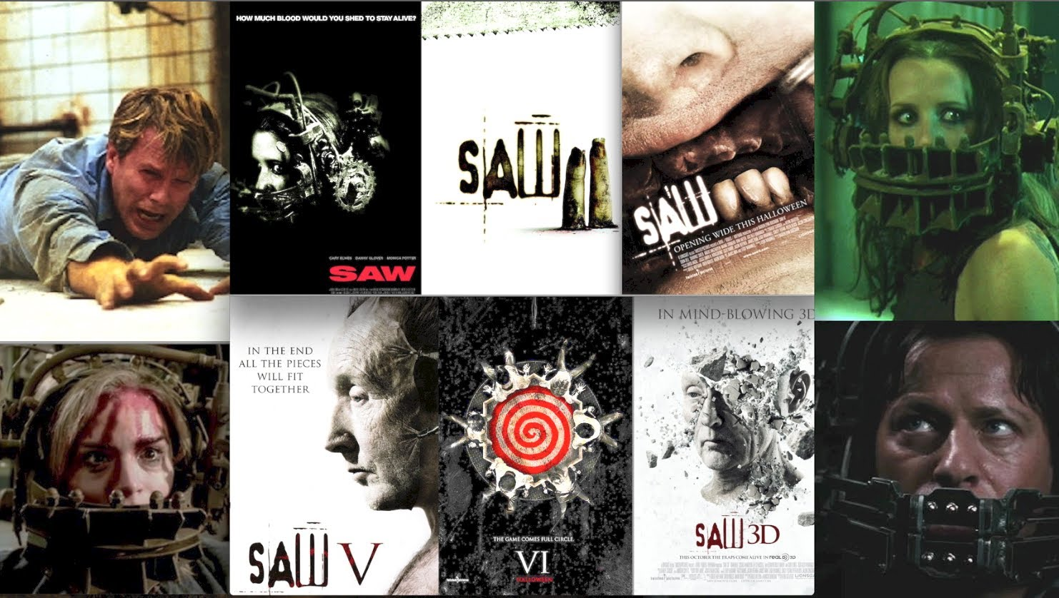 Saw Series is among Awesome Psychological Thrillers