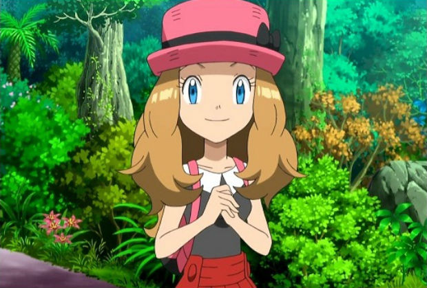 Serena is one of the Pokemon main characters