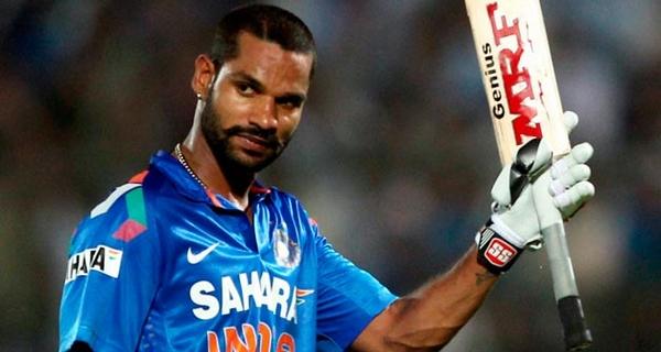 Shikhar Dhawan best opening batsmen